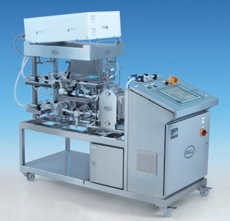 Automated single use pilot unit