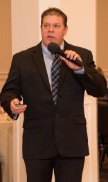 Mike Speaking